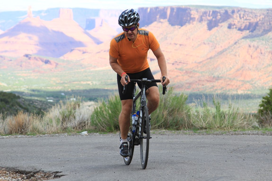 Jesse - his Garmin read a low of 34 degrees         timguzmanphotography