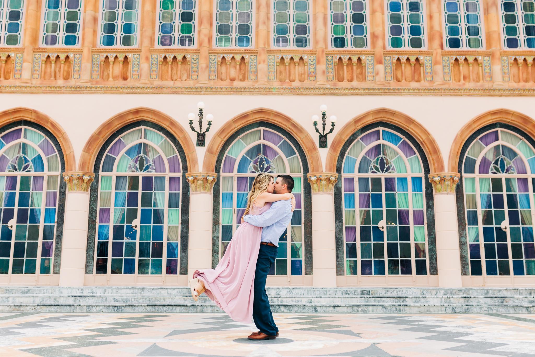 Ringling Museum Sarasota Engagement-4.jpg