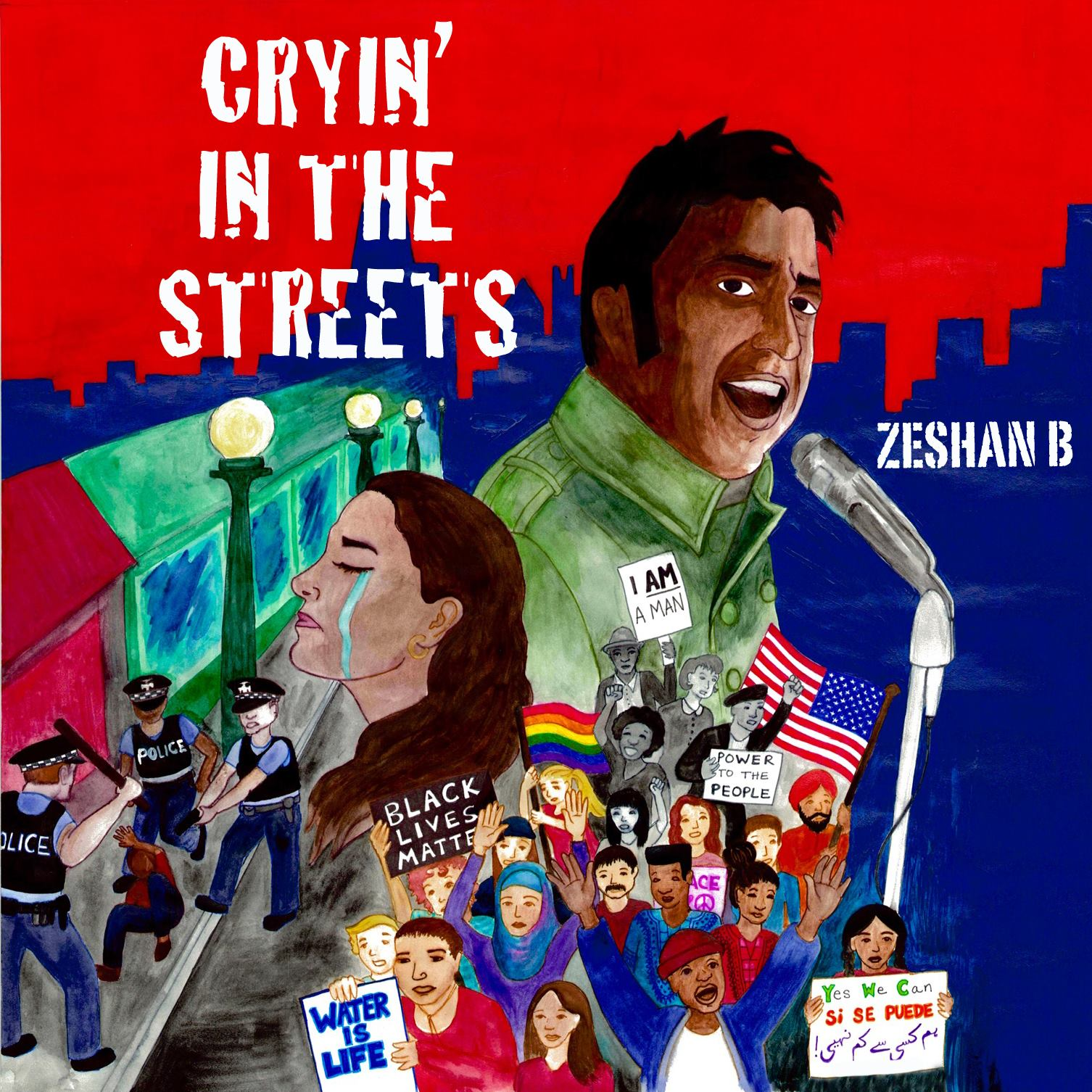 Cryin' In the Streets