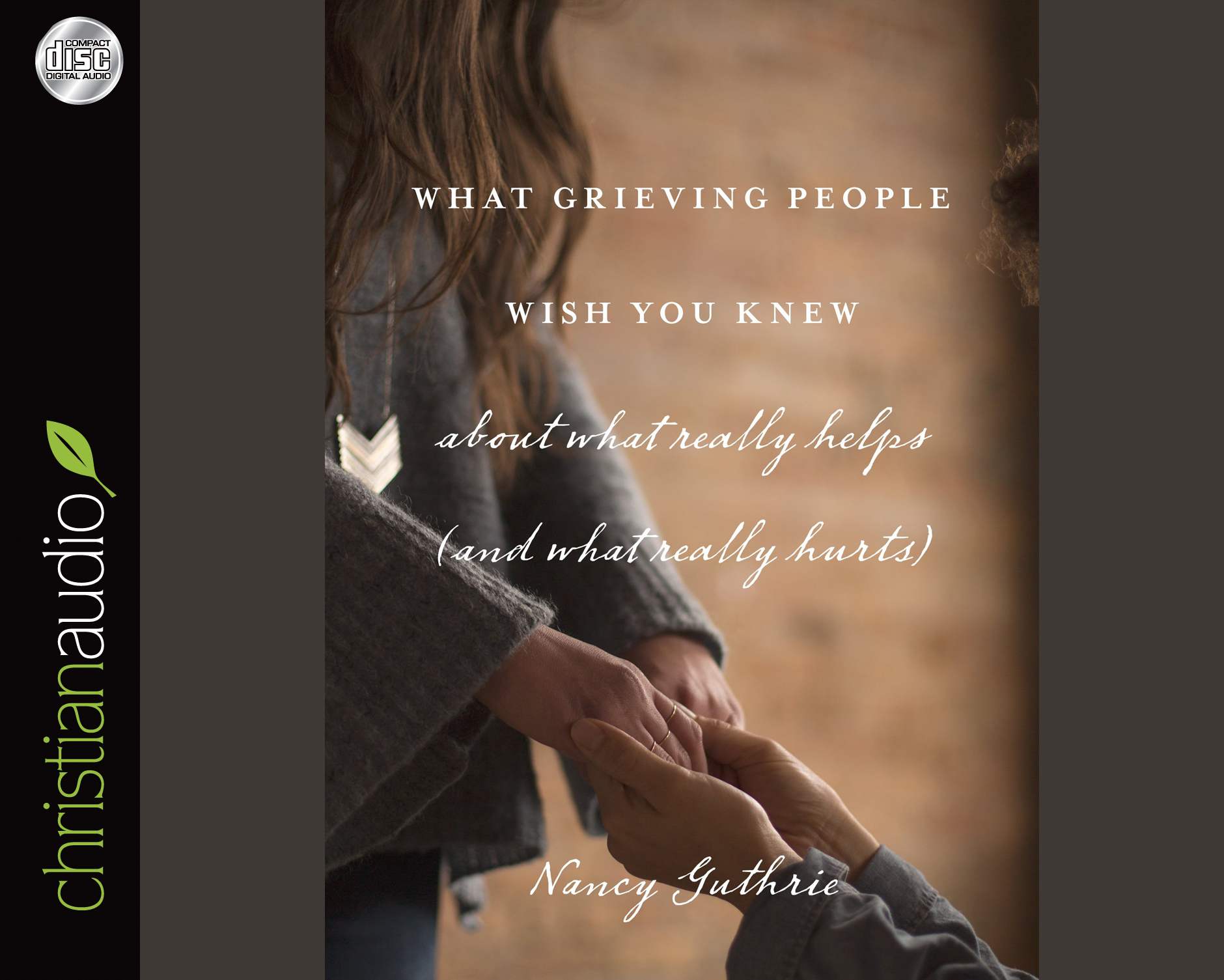 Also available in downloadable audio book from  www.christianaudio.com . Below is a sample of the audio.