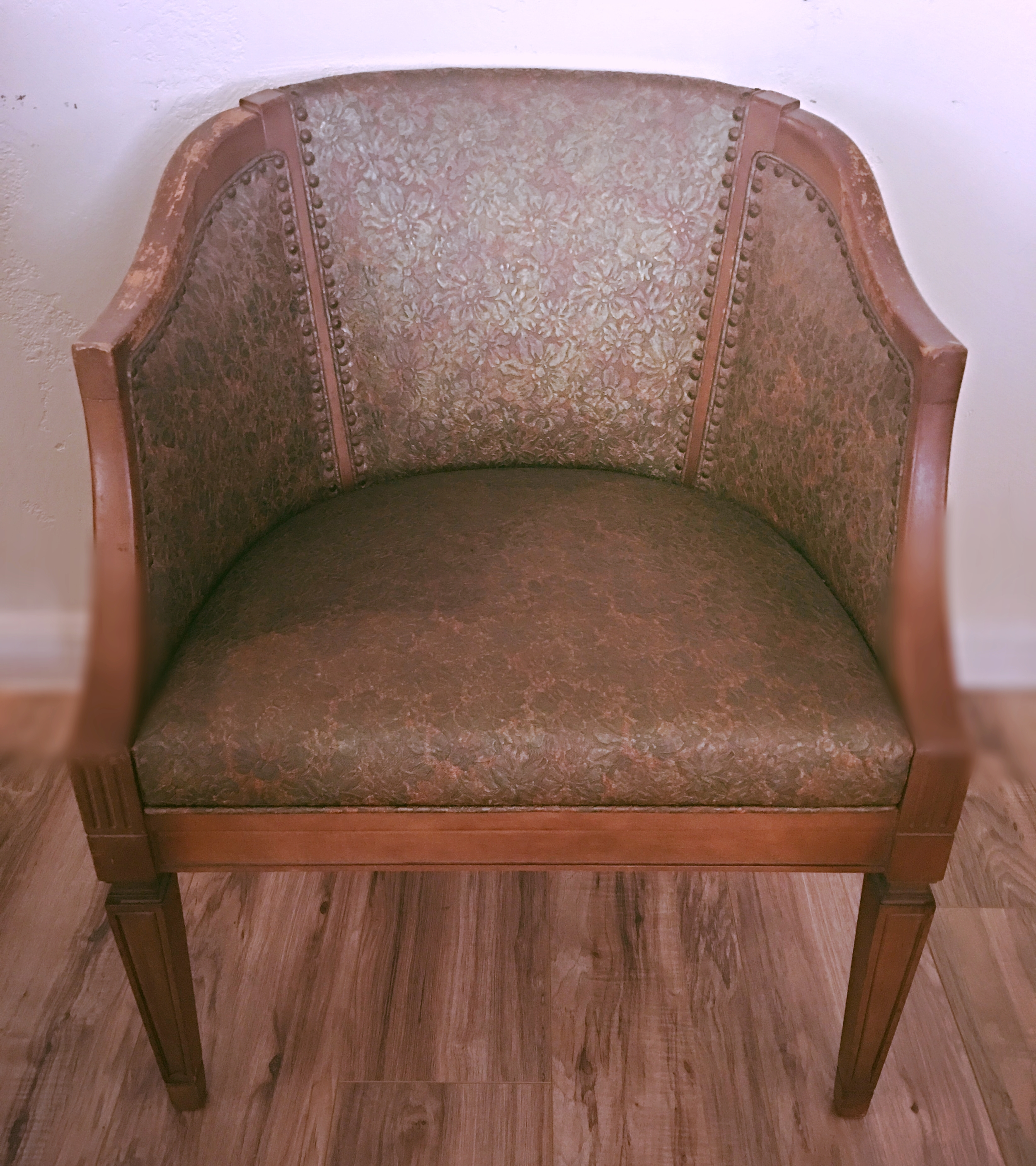 Rosie Embossed Chair (2) $45