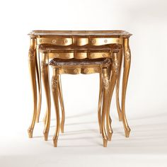 French Nesting Tables $30
