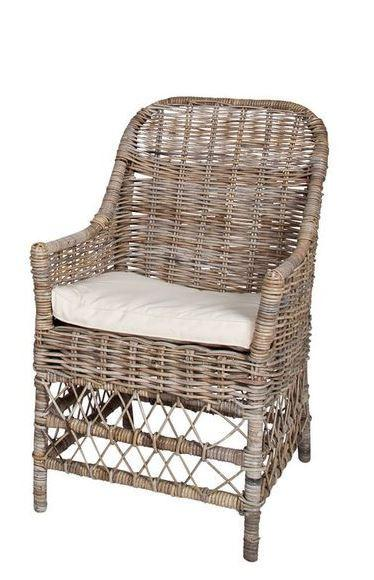Henry Wicker Arm Chair $55 (8)