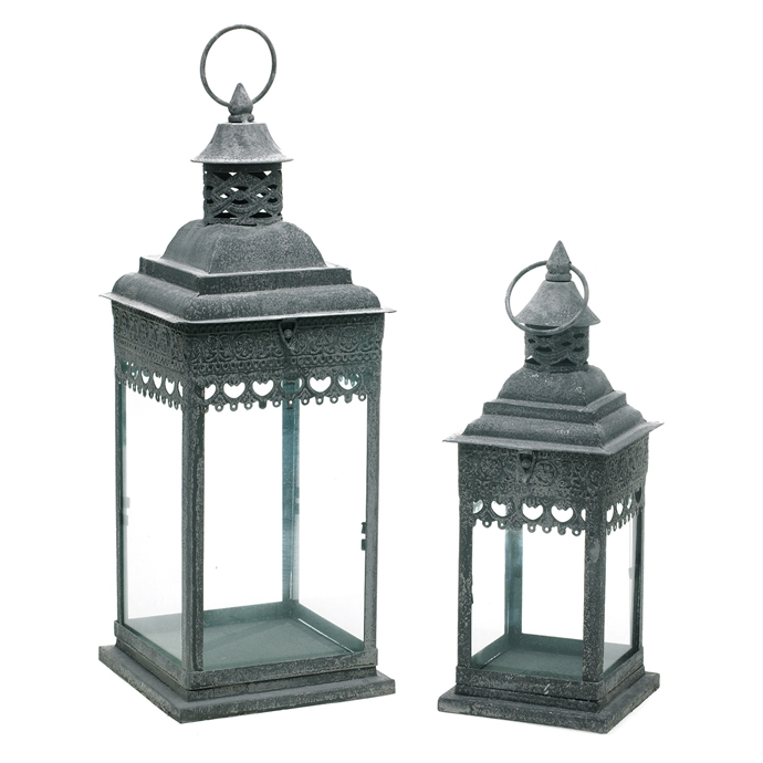 Lacie Metal Lanterns $8