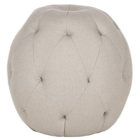 Tufted Pouf (4) $40