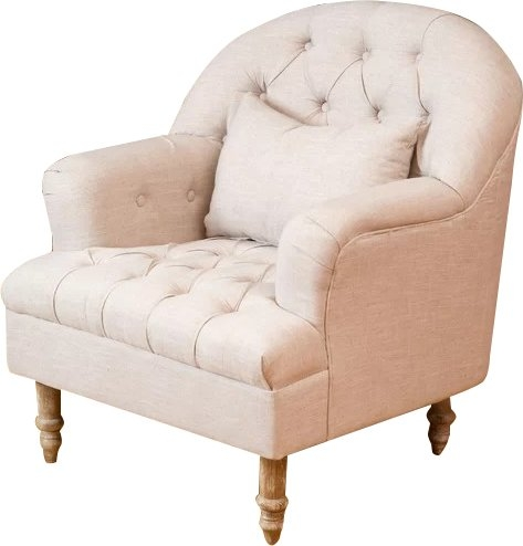 Emmy Tufted Chair $75 (4)
