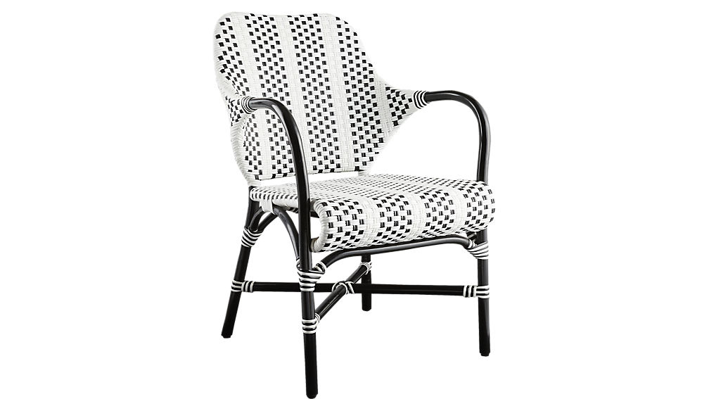Bistro Arm Chair $65 (2)