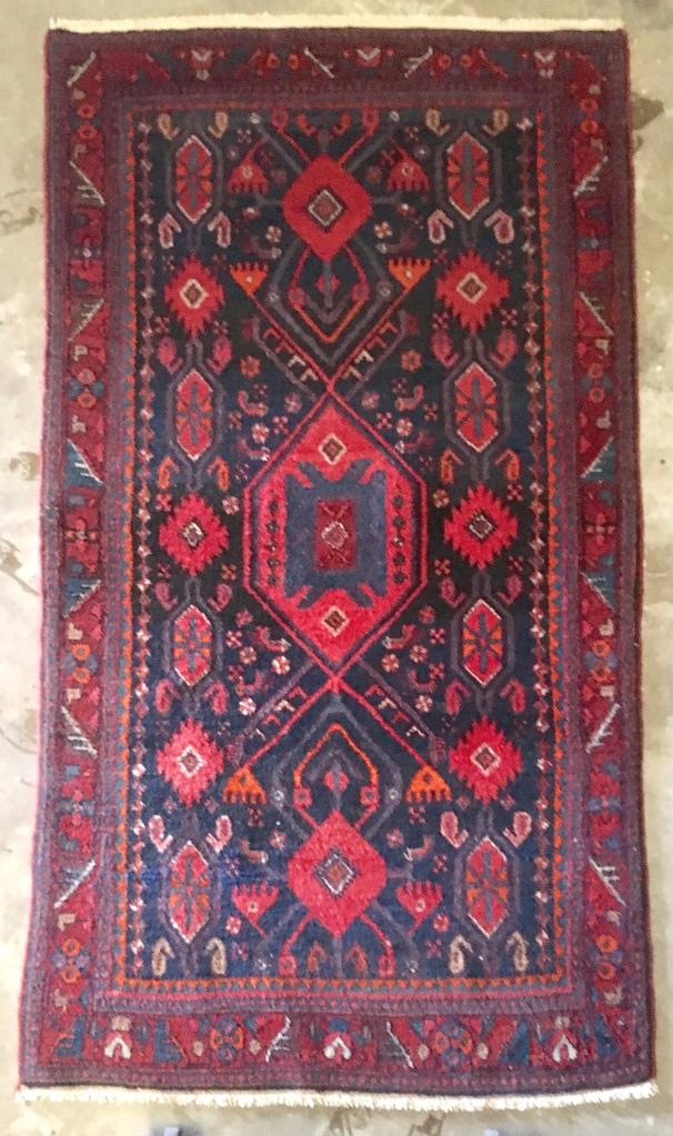 Vintage Persian Rugs (6) $80