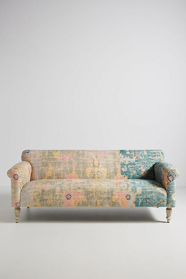 Josie Rug Printed Sofa $325