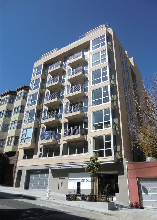 1840 Washington Condominiums
