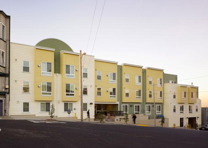 Hillcrest Senior Housing Apartments