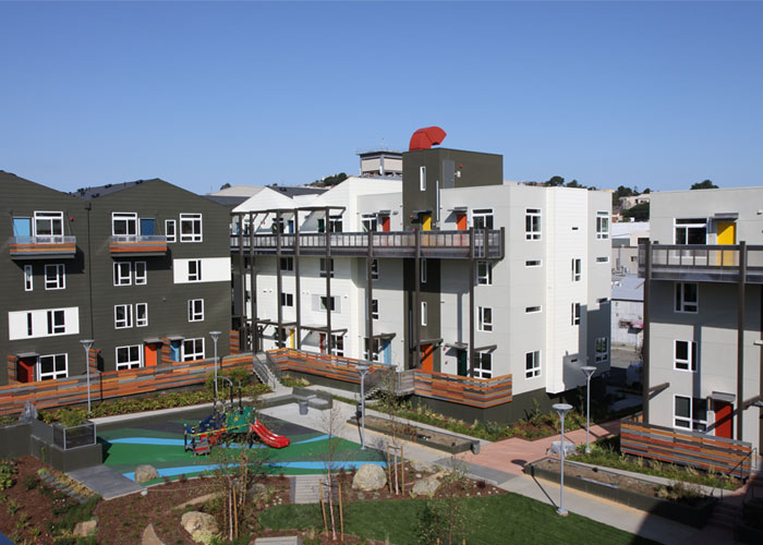 Armstrong Place Townhomes