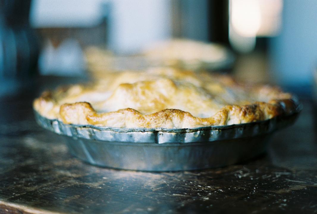 pie day (yossy arefi)