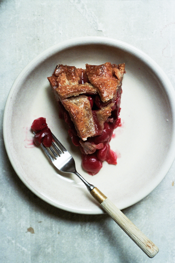 sweet cherry pie (yossy arefi)