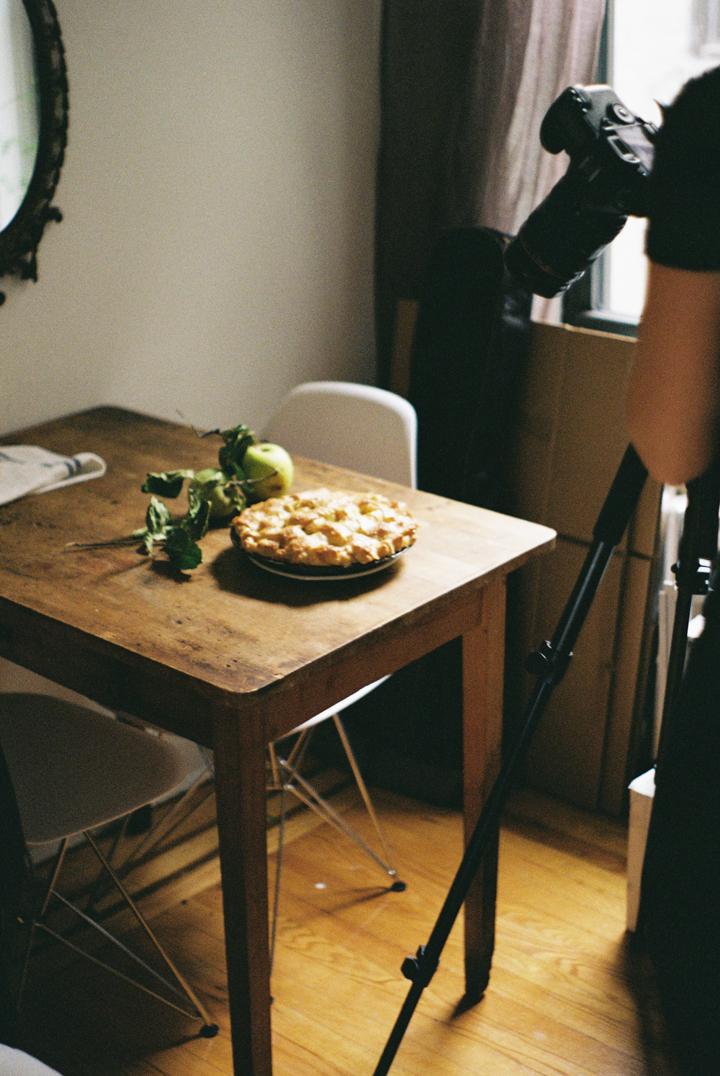 apple pie (yossy arefi)