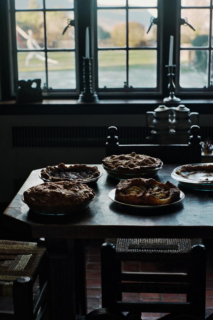 thanksgiving pie (yossy arefi)