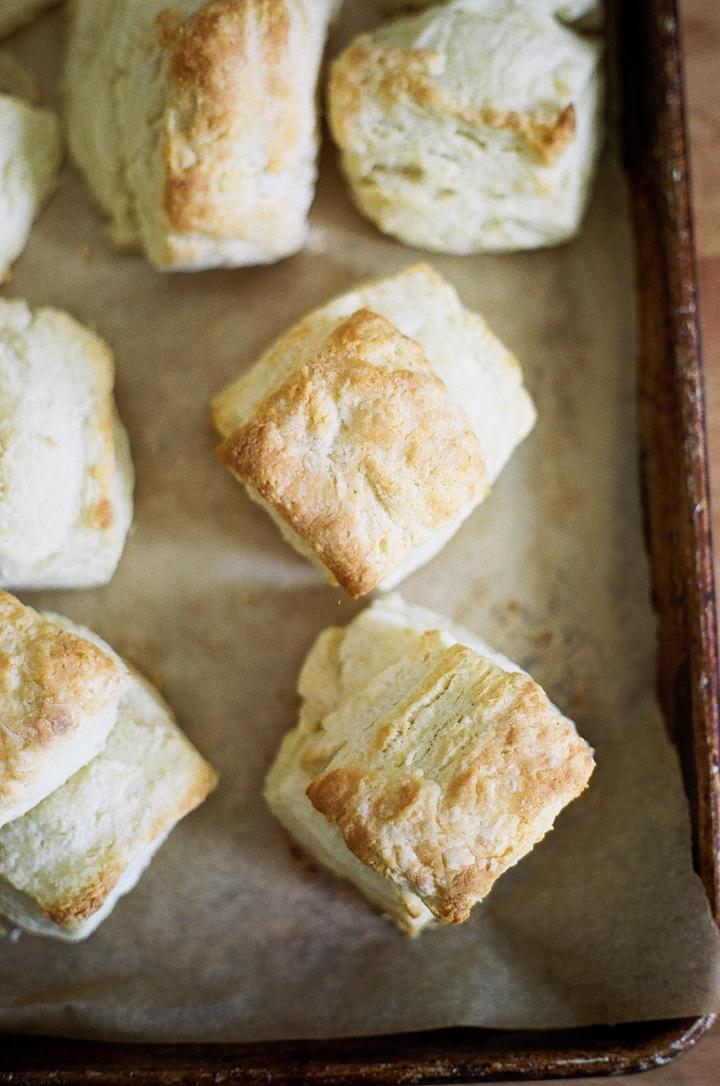 flaky ricotta biscuits (yossy arefi)
