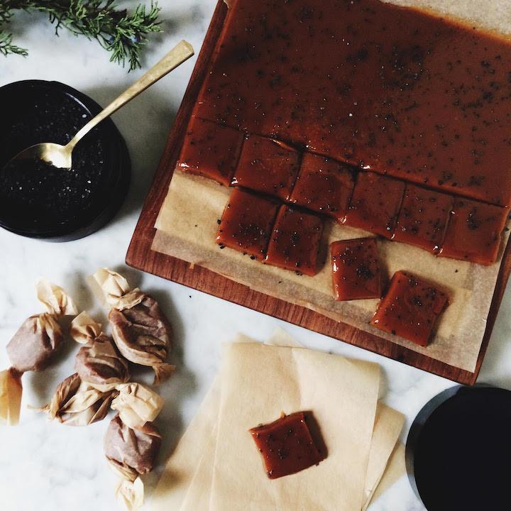 shop ila black salt caramels   apt 2b baking co