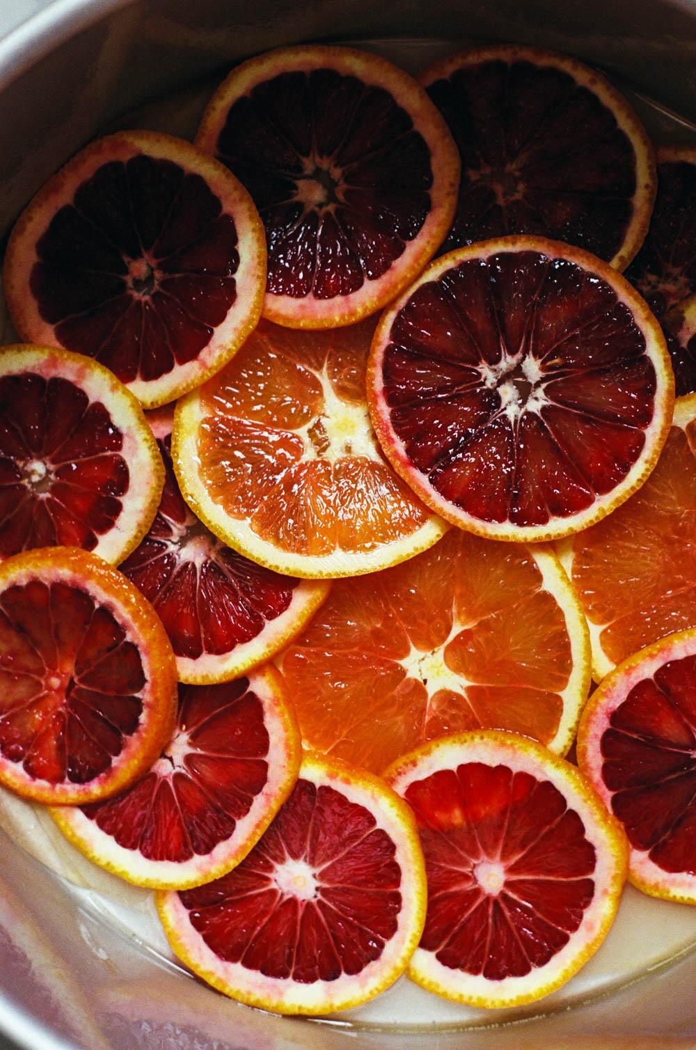 blood orange, almond, and cornmeal cake | apt 2b baking co