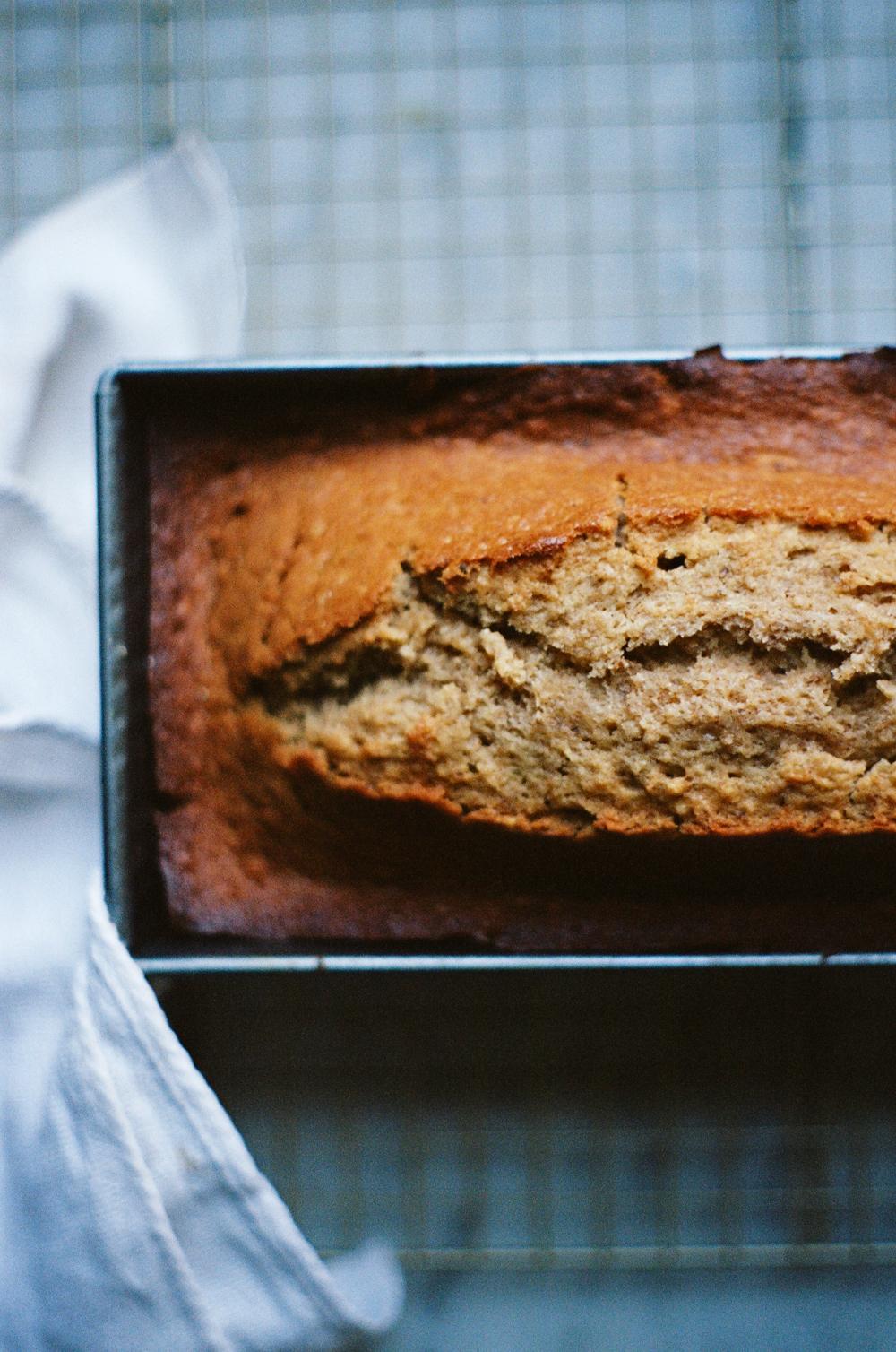 walnut cake with beet tinted glaze | apt 2b baking co