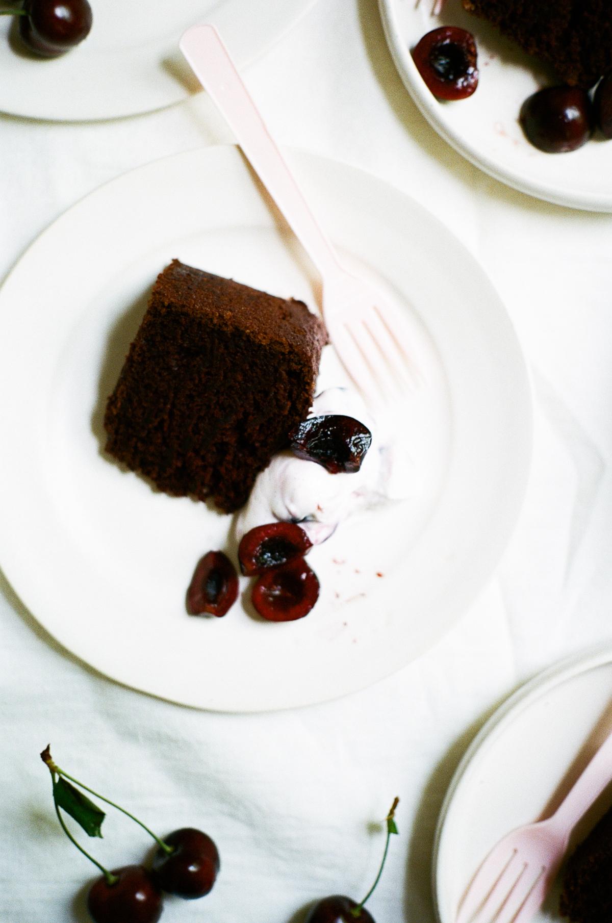 gluten free chocolate bundt cake with cherries-96680025.jpg