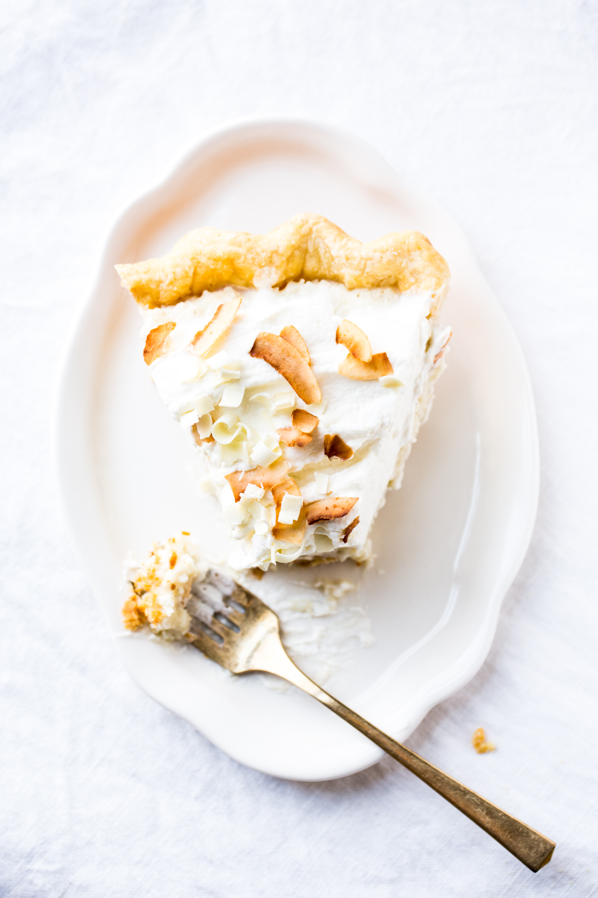 coconut cream pie | apt 2b baking co