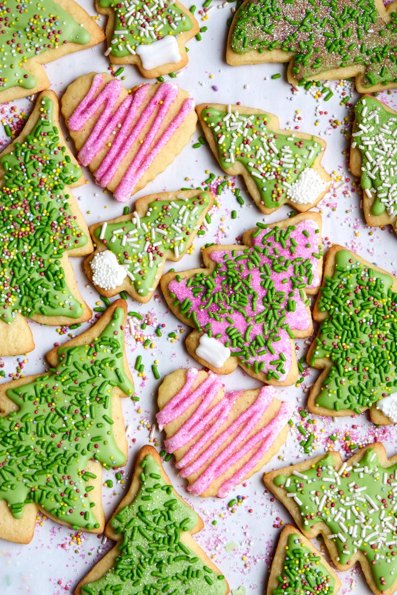 cut out sugar cookies | apt 2b baking co