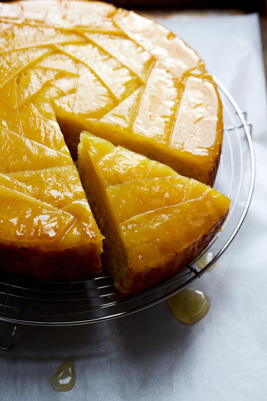 Pineapple Upside Down Cake | apt 2b baking co