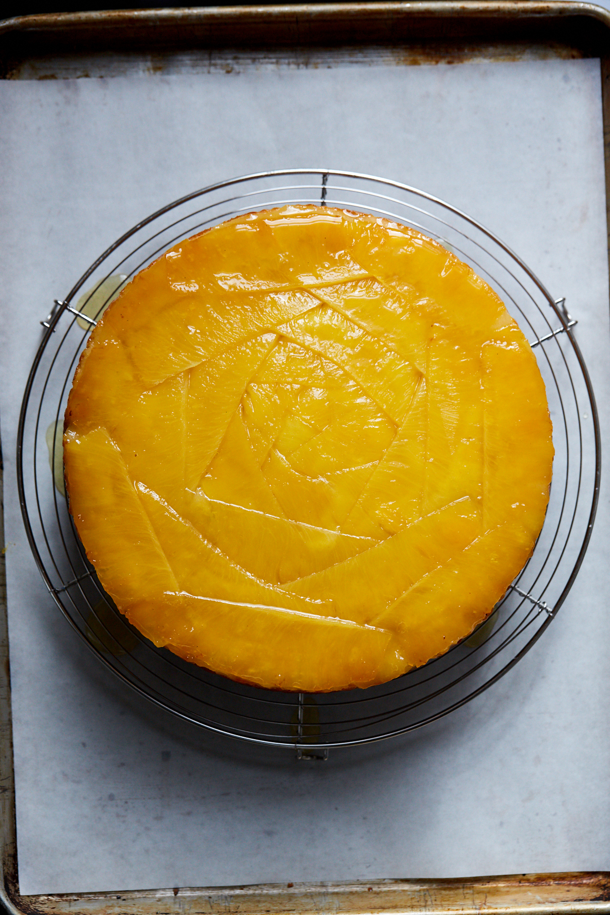 pineapple upside down cake | apt 2b baking co