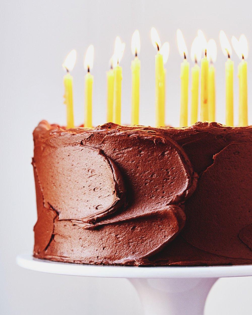 King Arthur Classic Birthday Cake | apt 2b baking co