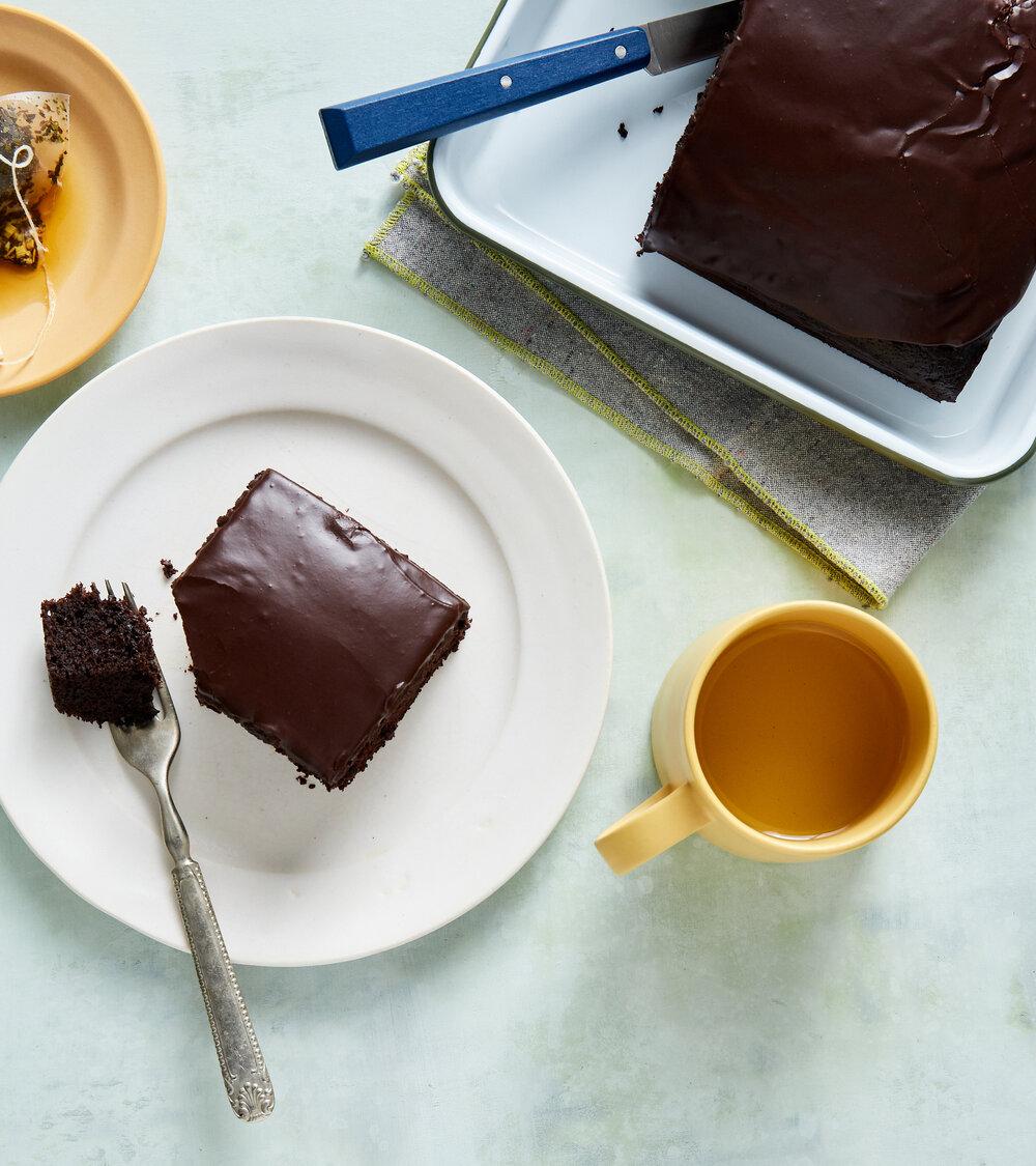 Minty Chocolate Malt