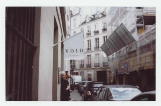 VOID Showroom