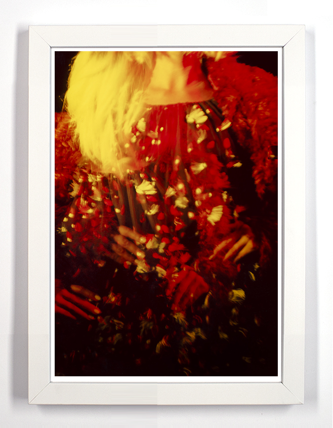 "Angela 36.5"" x 49.5"" Archival Pigment Print From Fujifilm FP-100c"