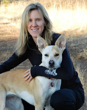 Rachel Toor and her g