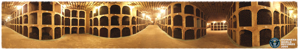 BritWit Biggest Wine Cellar