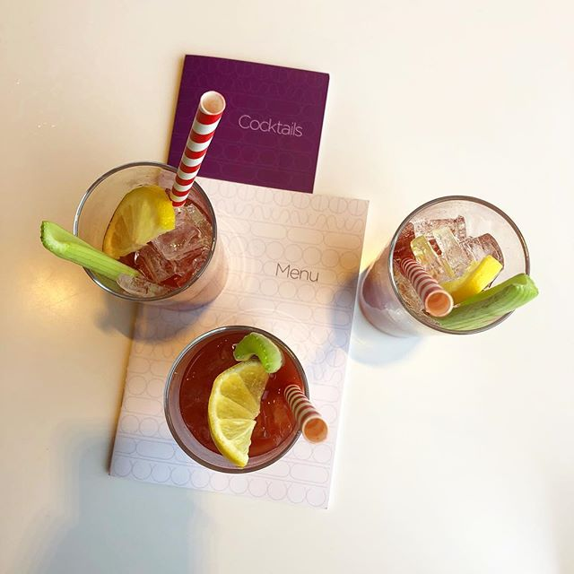 Bloody Mary before a flight? Just what the Doctor ordered. Always blown away by the exceptional talent of Virgin Atlantic's mixology program. Bravo @markmurphy78 • • #drinkporn #drink #cocktails #rum #vodka #bourbon #whiskey #whisky #bartender #mixology #bar #mixologist #cocktails #cocktailtime #drinkoclock #happyhour #like #instalike #l4l #likeforlike #sypped #cocktailporn #thethreedrinkers #gin #rye #picoftheday #photooftheday #primevideo #amazonvideo