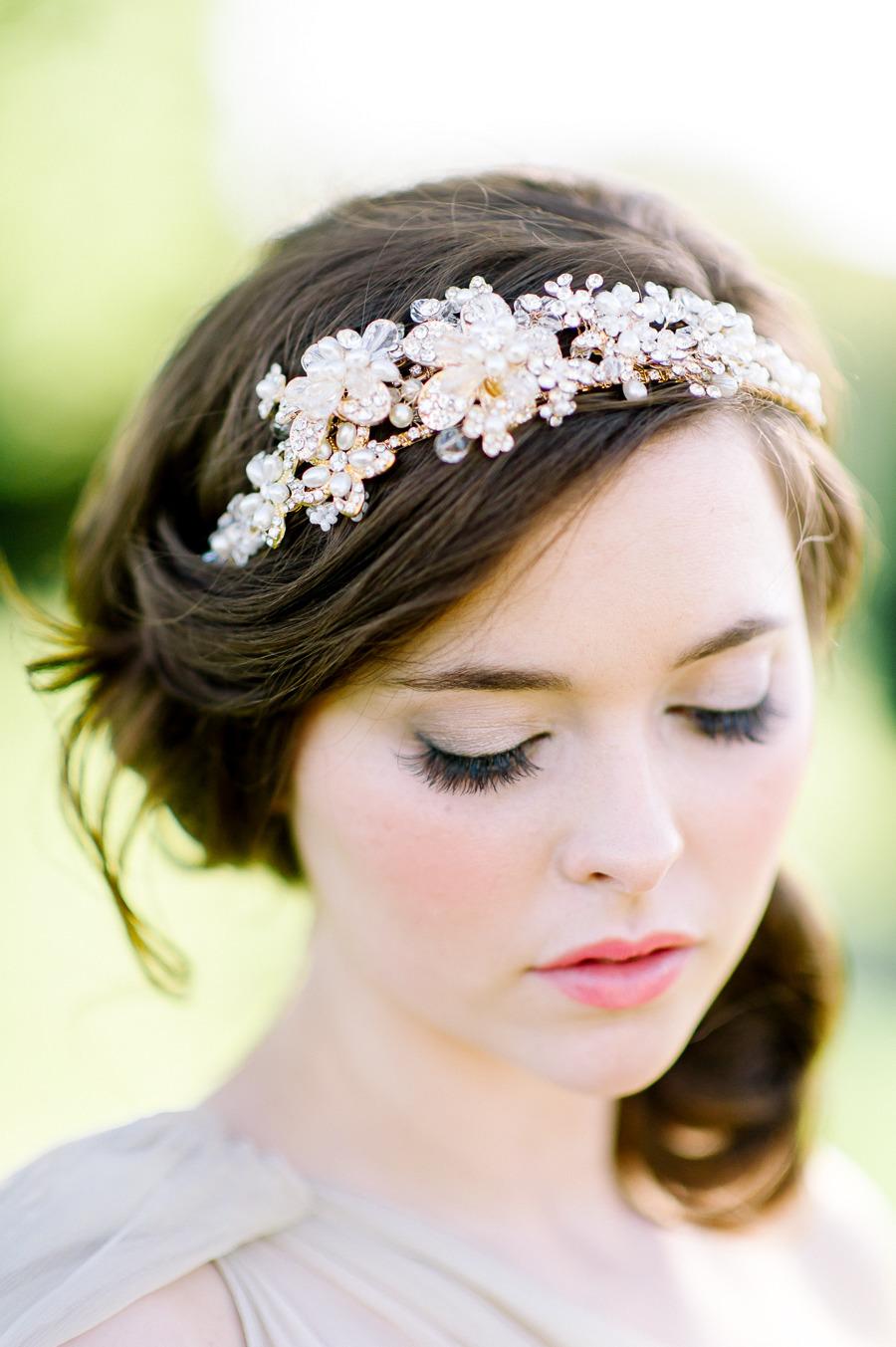 Romantic & Ethereal Wedding Inspiration Shoot | Photo Credit:  Julie LivingstonPhotography