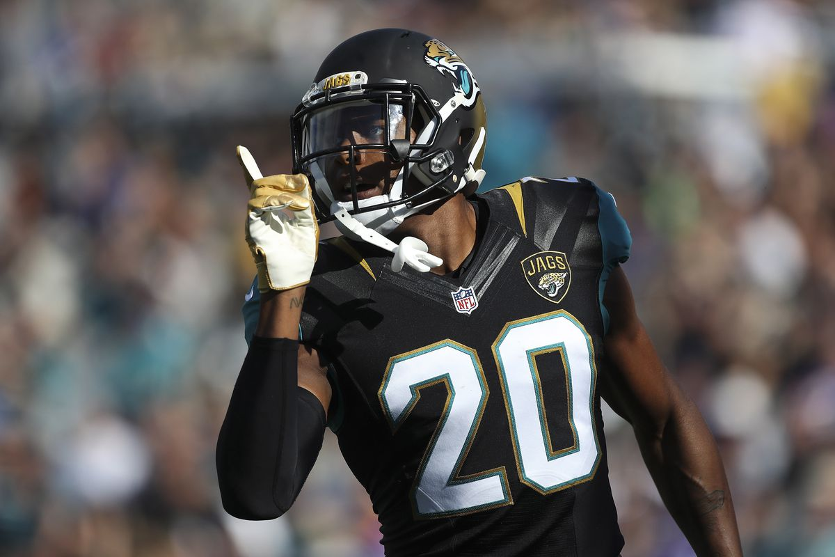 low priced 139af d39af Private Signing -- JALEN RAMSEY Jacksonville Jaguars — Crave ...