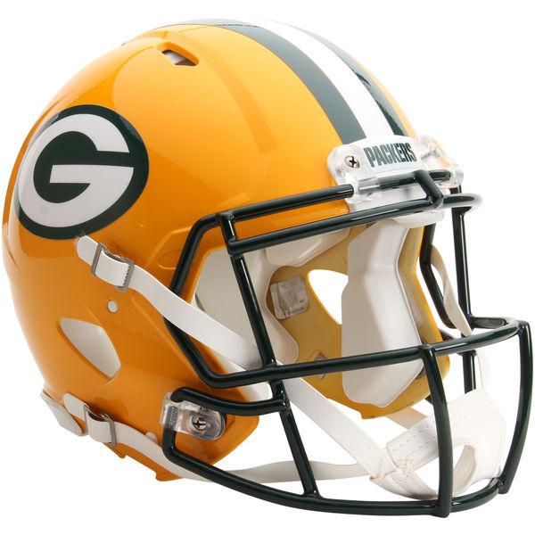 Packers Authentic Speed Helmet