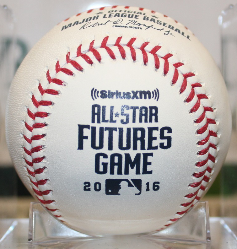 Official 2016 All-Star Futures Game Baseball