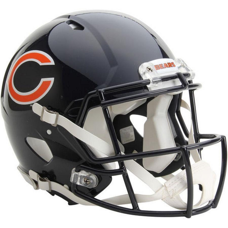 Bears Authentic Speed Helmet