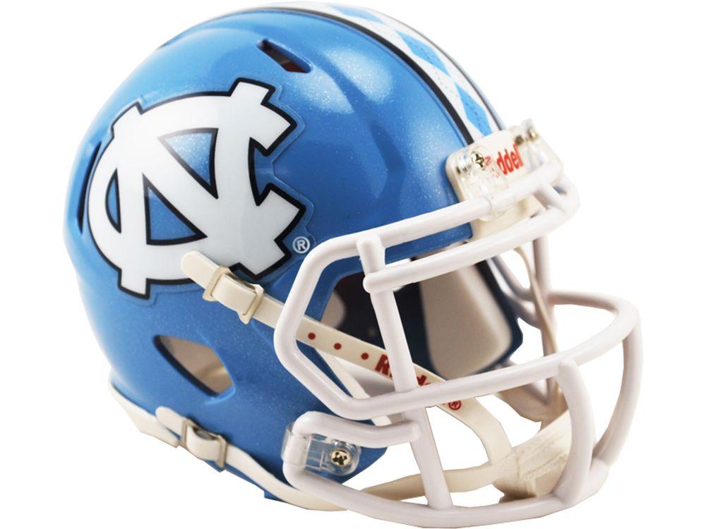 North Carolina Mini Helmet (Speed Shell)