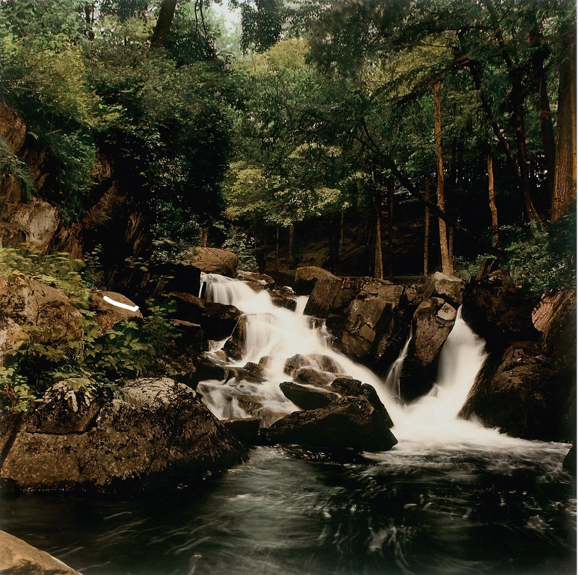 Lake Luzerne Park Falls