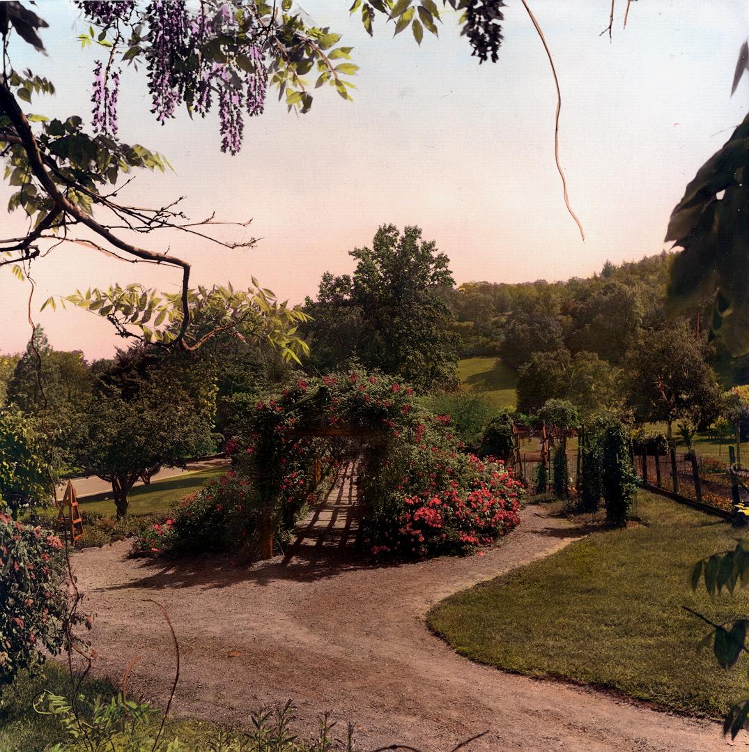 Mohonk Garden