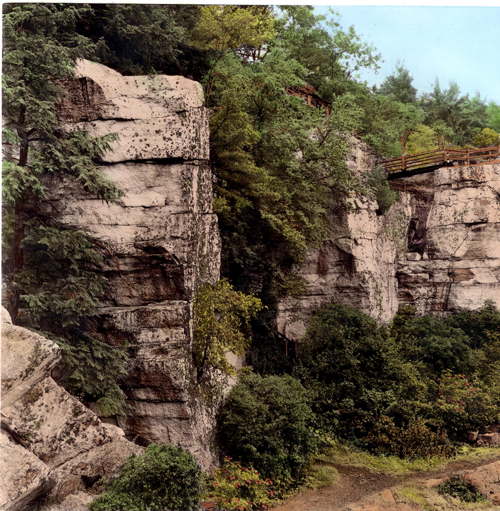 Mohonk Rock