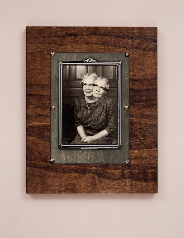 Mildred & Mavis Williamson  1862-1925