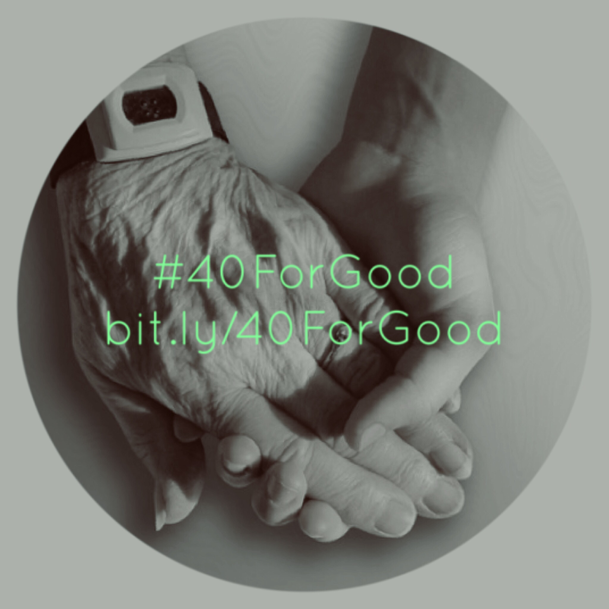#40ForGood