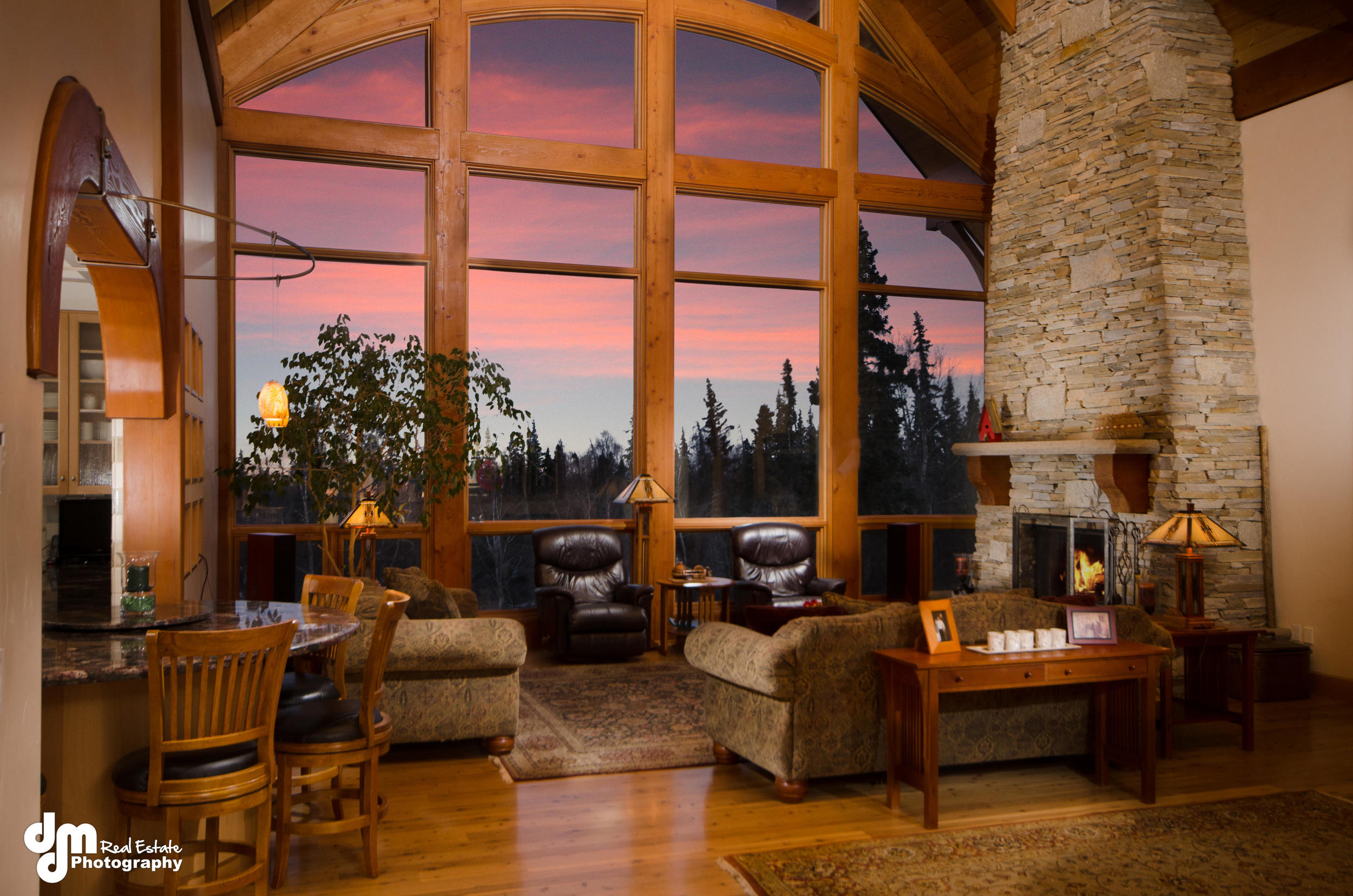 11863 Rockridge Dr Anchorage-print-028-Living Room Sunset View-4200x2782-300dpi.jpg