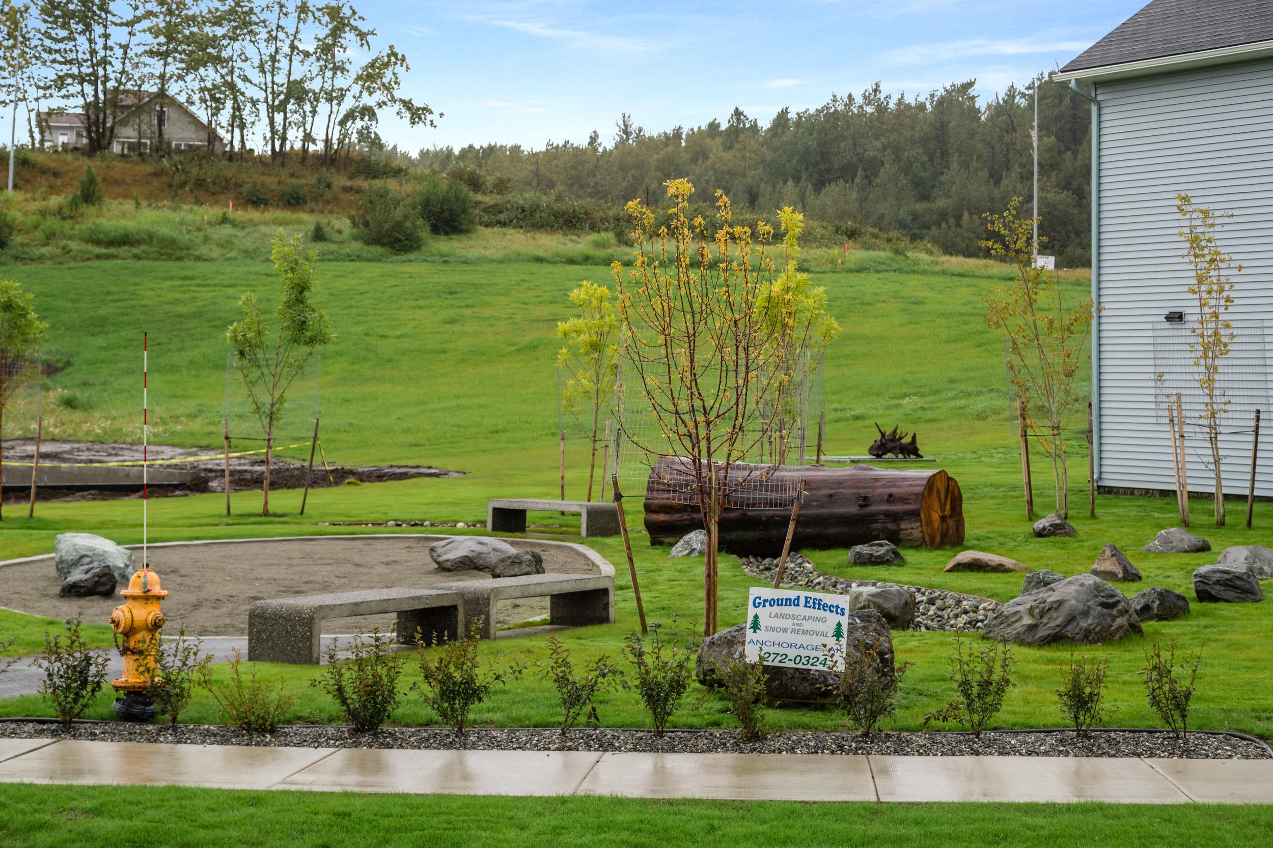 Sonoma Glen Subdivision
