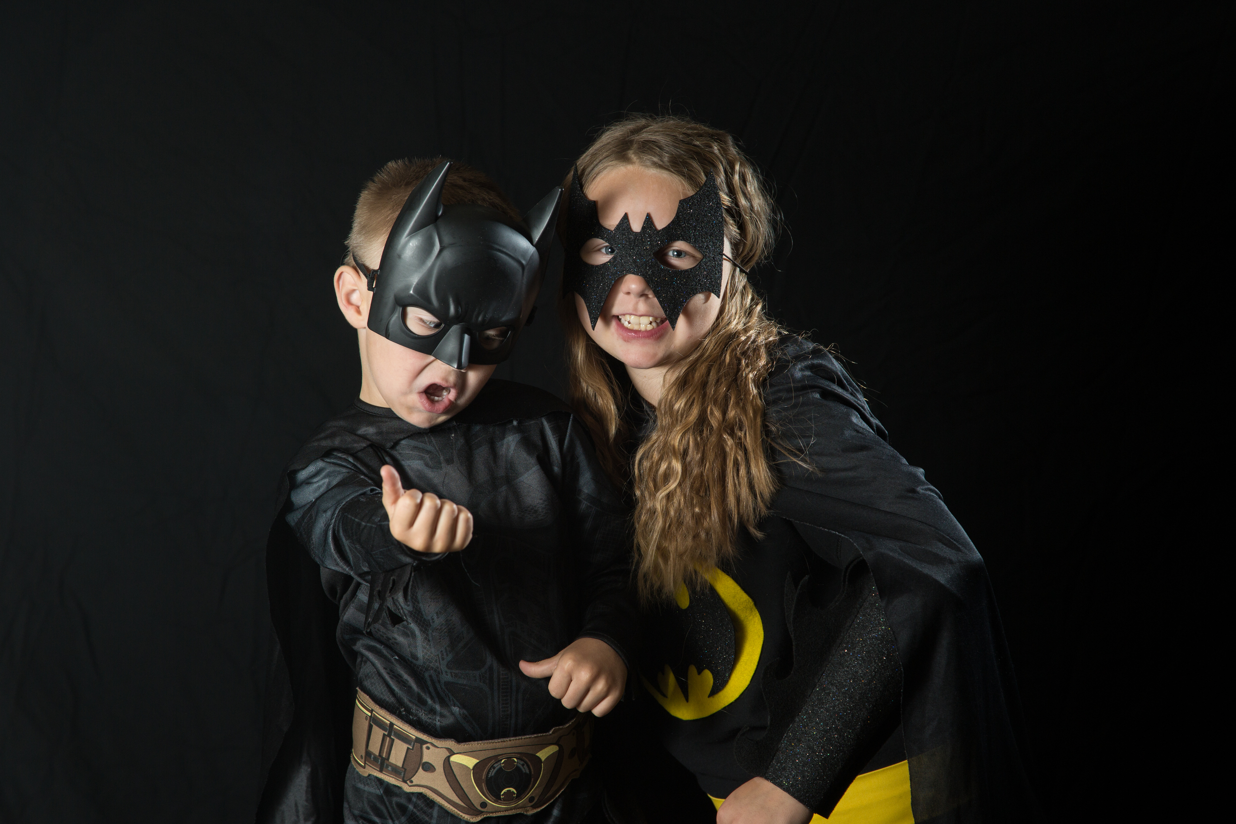 Batman and Batwomen